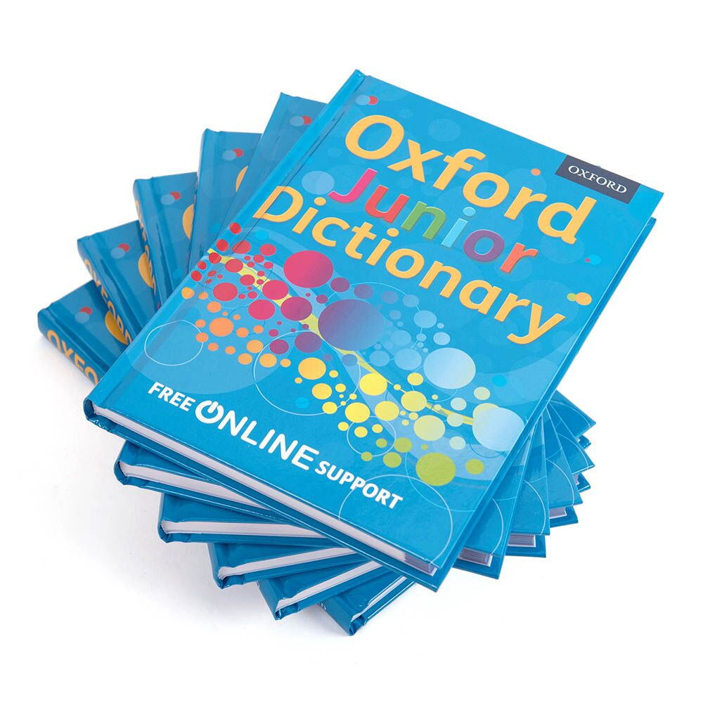 Oxford Junior Dictionary 6pk