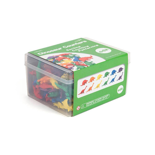 Dinosaur Counters 128pcs