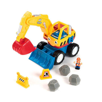Wow Construction Vehicles Set