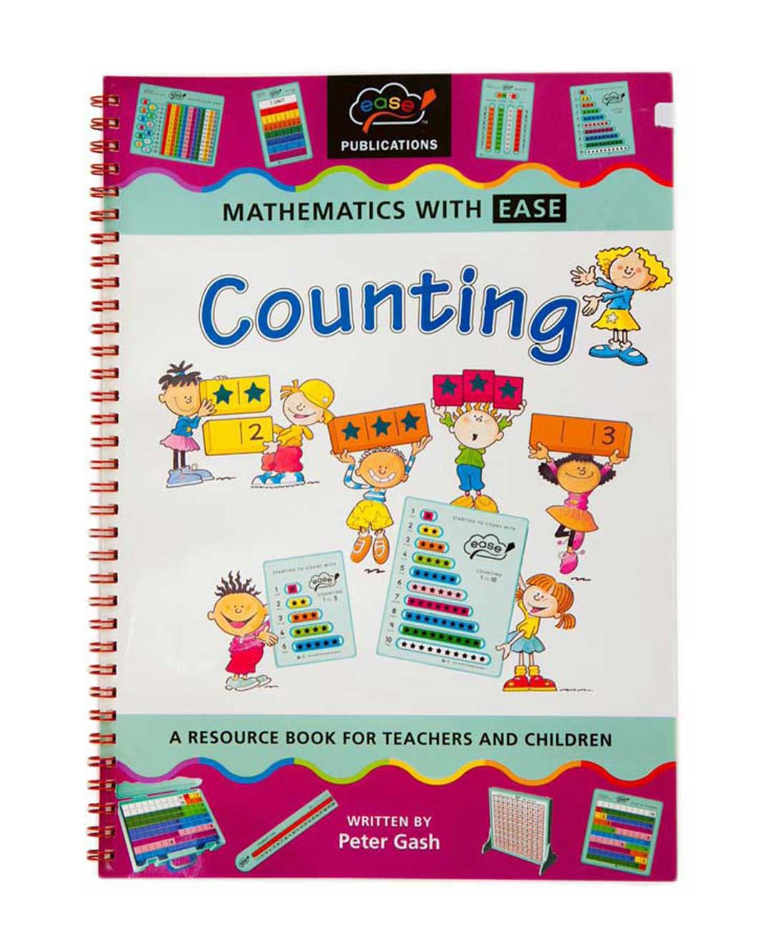 Counting Resource Single Book
