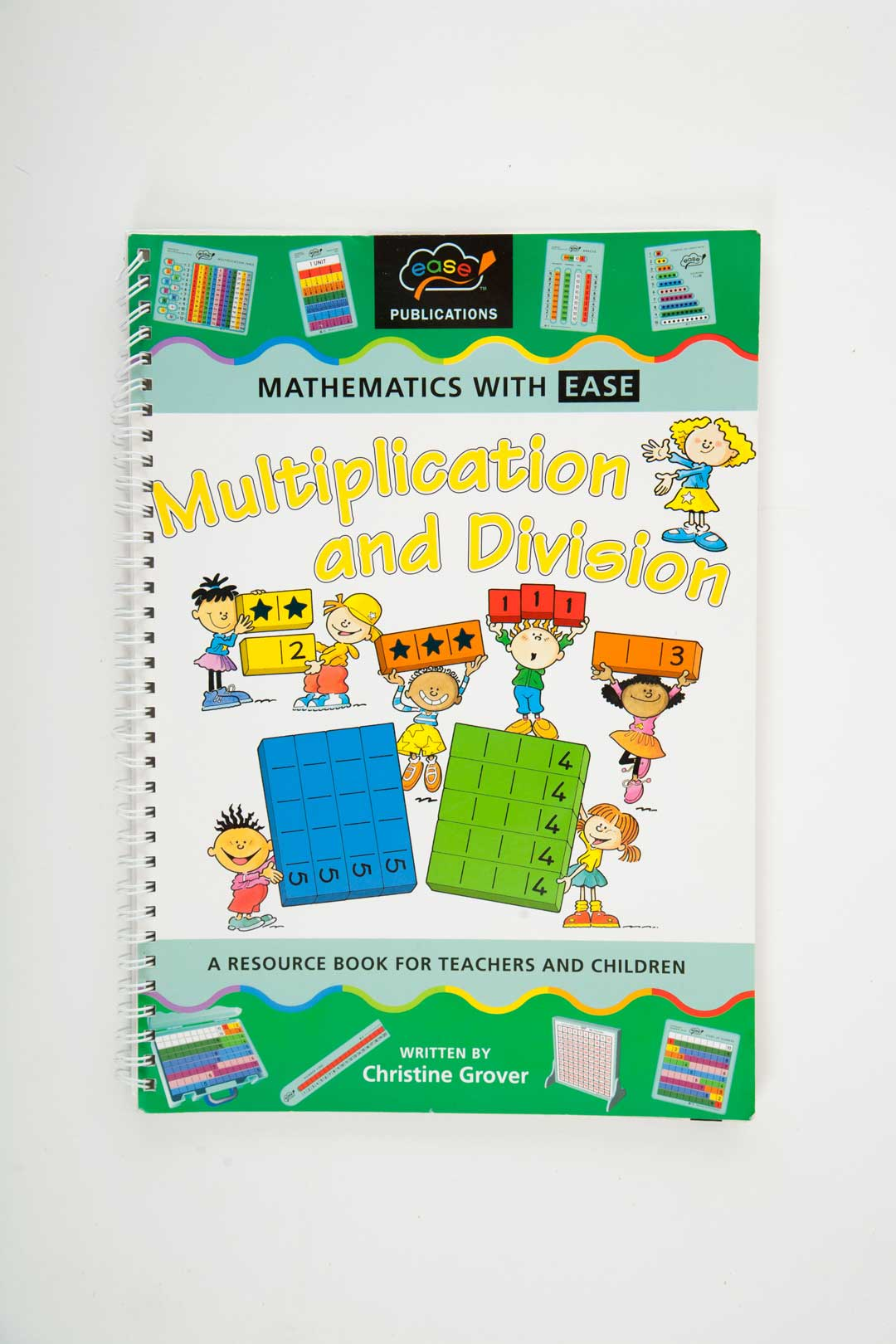 Multiplication & Division Resource Book