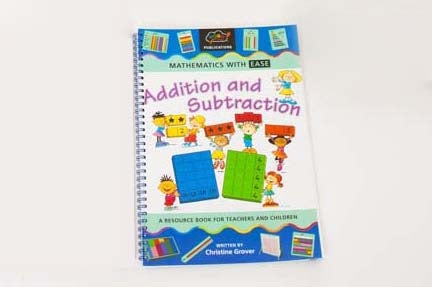 Addition & Subtraction Resource Single Book