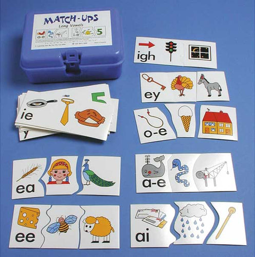 Match Up Vowels- Long Vowels