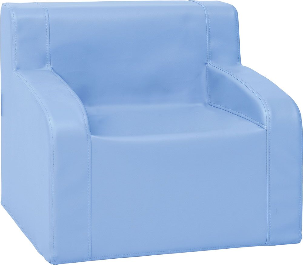 Colorful armchair - blue