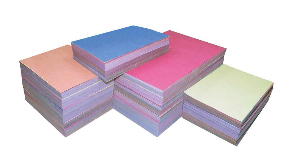 Assorted Sheets - 3750 Pack