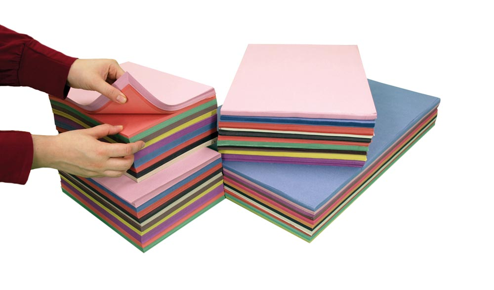 Assorted Sheets - 2750 Pack