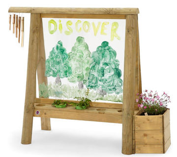 Discovery Outdoor Natural Easel