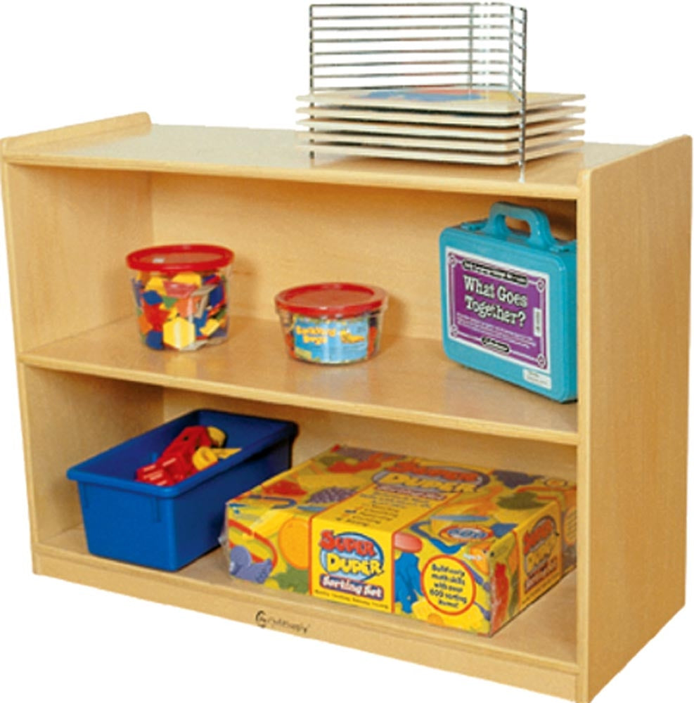 2 Shelf Storage Unit