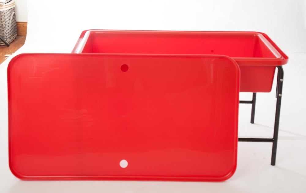 Sand & Water Trays - Red or Blue - All Sizes