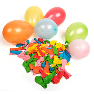 Assorted Balloons 100pk