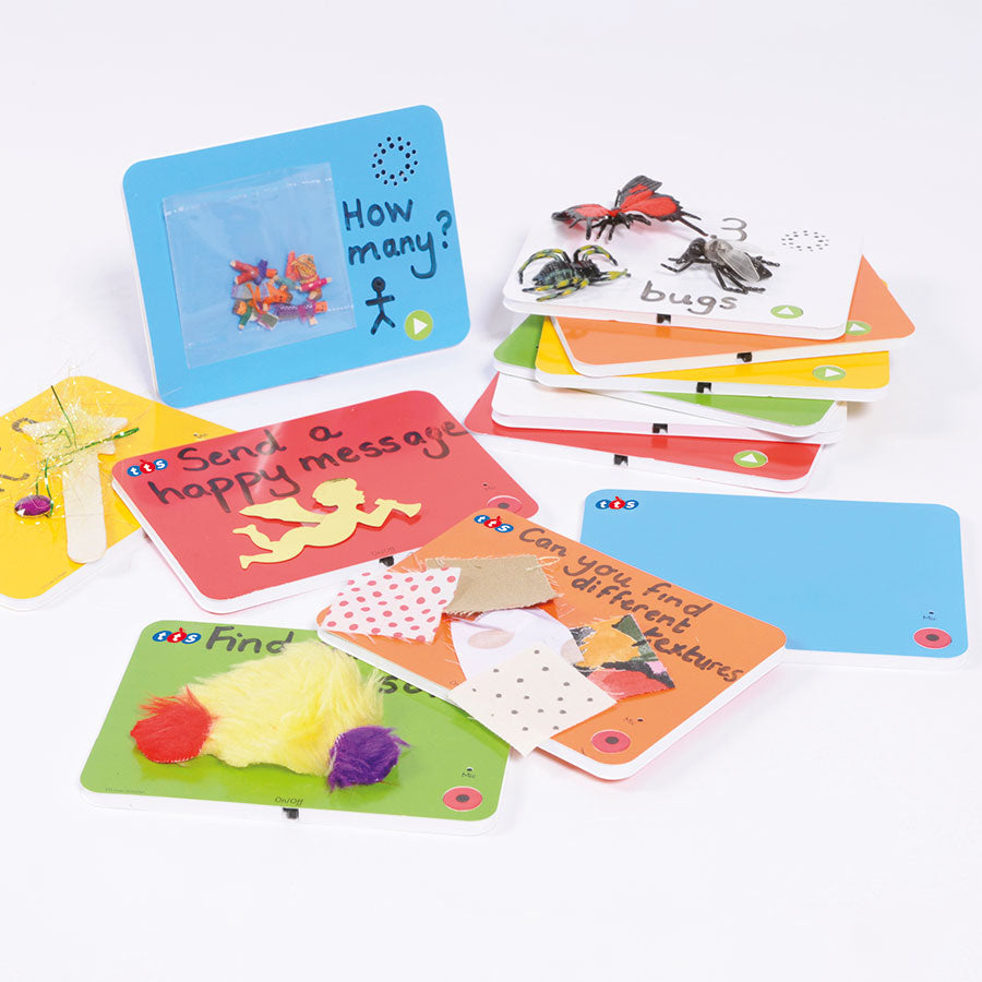 Rainbow Talk Time Pack of 6 (A6)