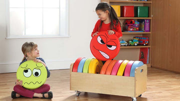 Emotions Floor Cushions & Trolley