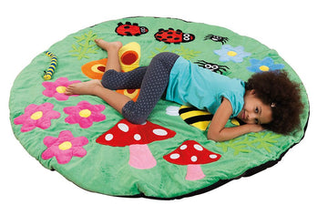 Back to Nature™ Meadow Giant Snuggle Mat