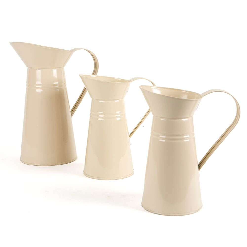 Cream Jug Set 3pcs
