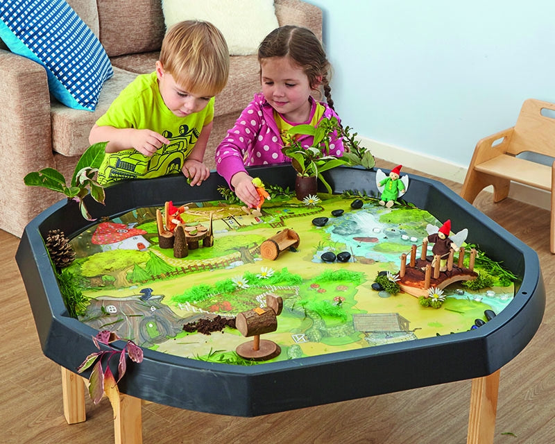 Active World Tuff Tray Enchanted World Mat