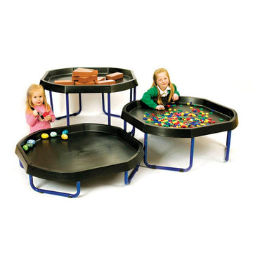 Active World Tuff Tray Stand and Cover Set
