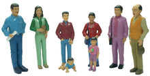 Family Figures- Latin America