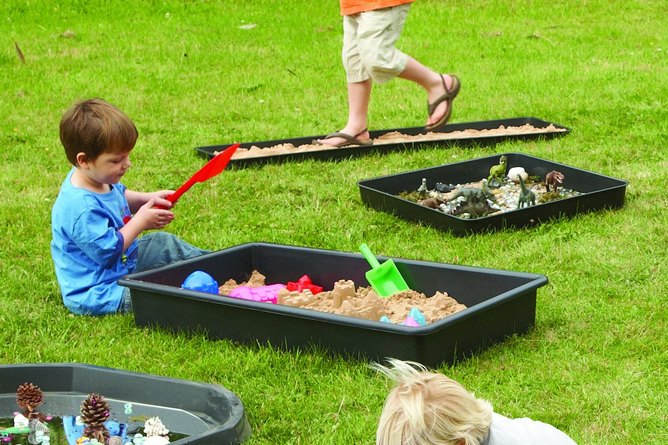 Giant Activity Tray