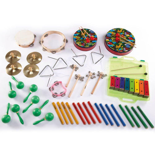 Musical Instrument Starter Set 28pcs