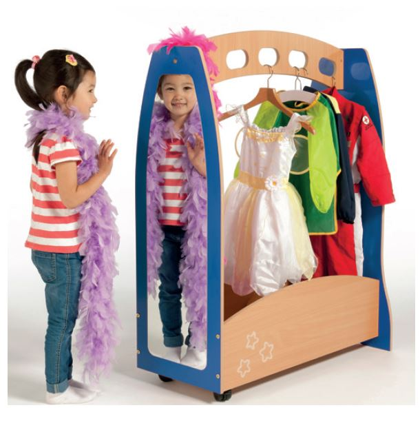 Galaxy Dress Up Station - Available in 2 colours + FREE costume