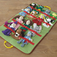 Role Play Carry Along Puppets Set 14pcs