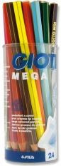 Giotto Mega Coloured Pencils