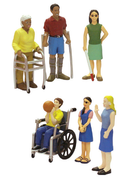 Handicapped Figures
