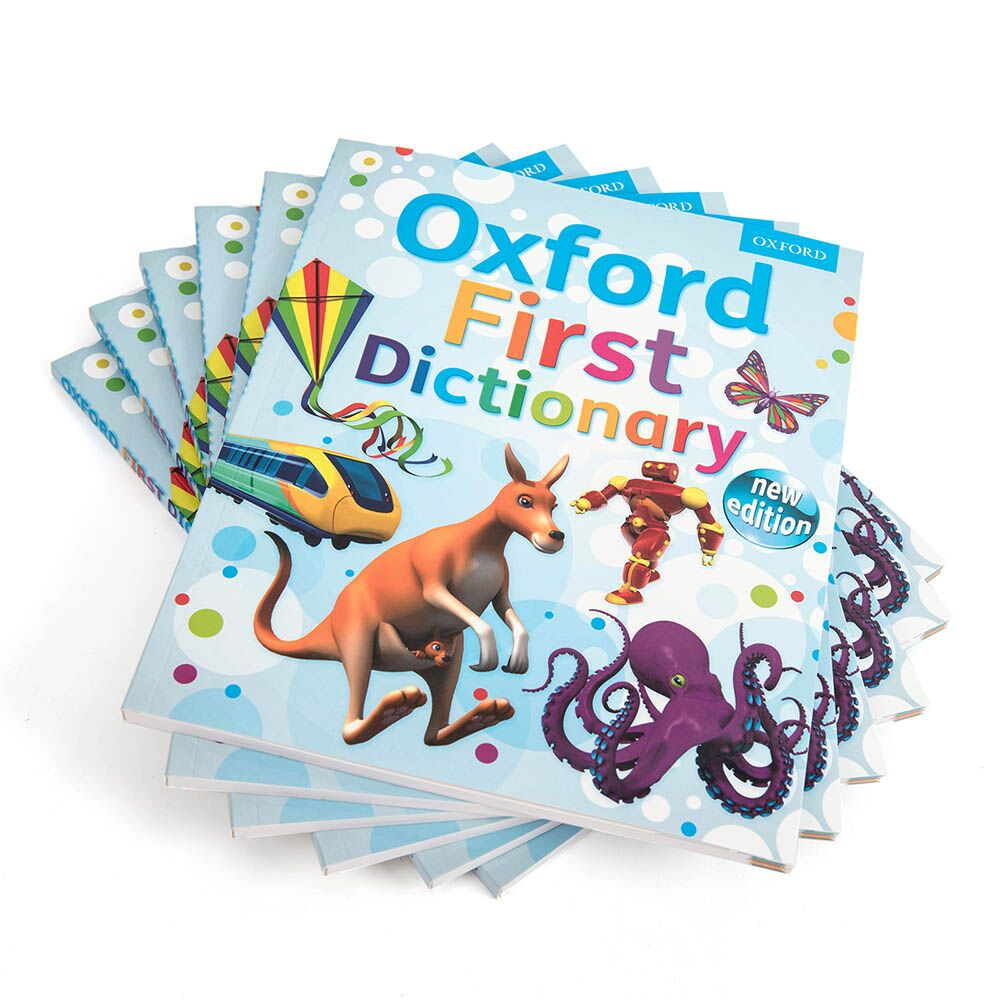 Oxford First Dictionary (15)