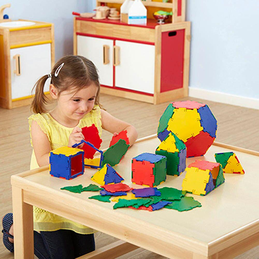 Polydron Construction Class Set 184pk