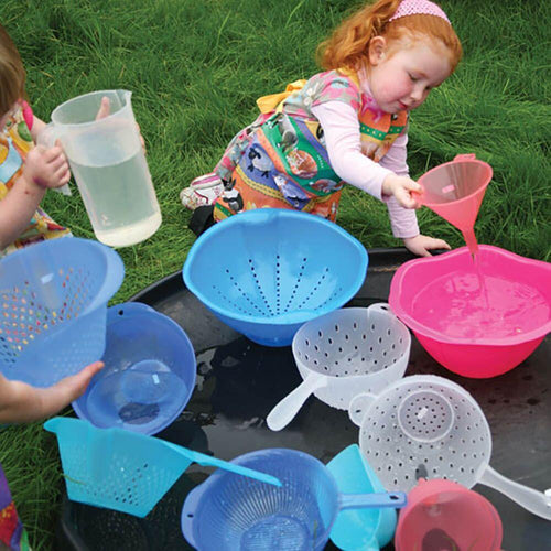 Bumper Plastic Waterplay Kit 26pcs