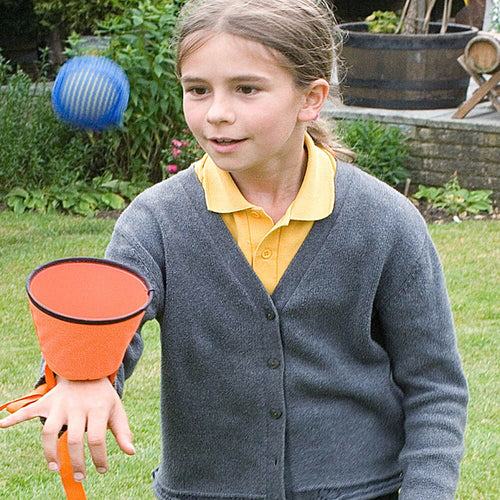Wrist Ball Catcher Playground Game