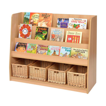 Book Storage Unit