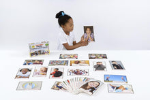Children with Autism Learning Cards