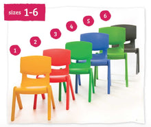 Kite Classroom Chair 31cm All Colours