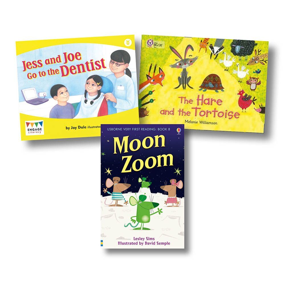 Guided Reading Pack Yellow B