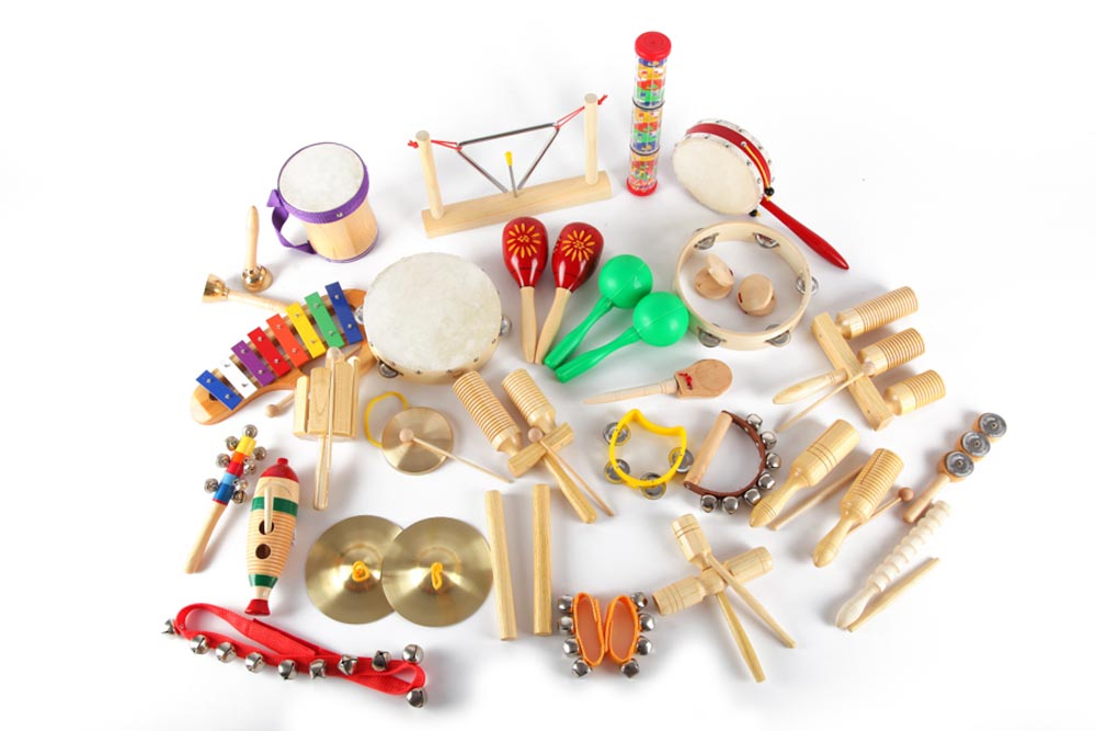 Music Kit - 32 Pieces