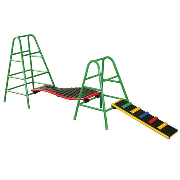 Outdoor Modular Play Balance Gym Set 2