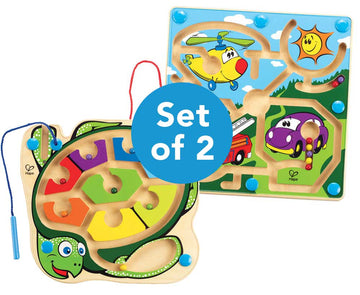Special Offer Two Maze Puzzles