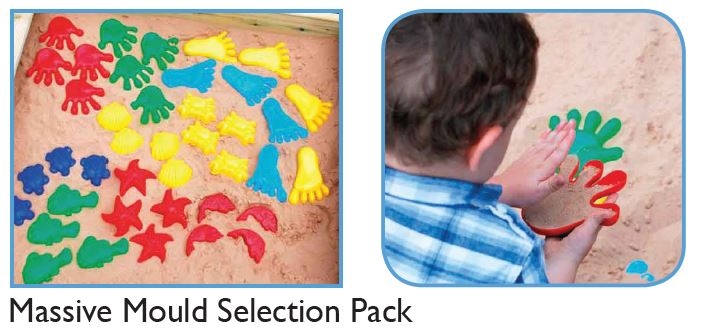 Massive Mould Selection Pack