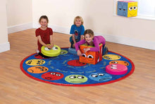 Emotions Interactive Circular Carpet - EASE