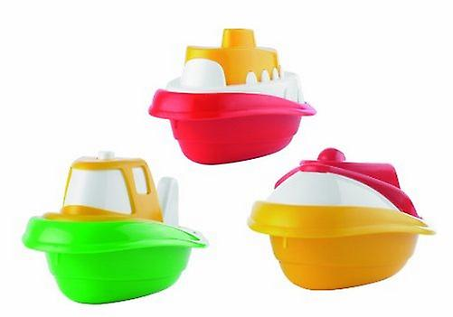 Mini Boats - Set of 3 pieces