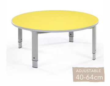Metalliform Circular Table