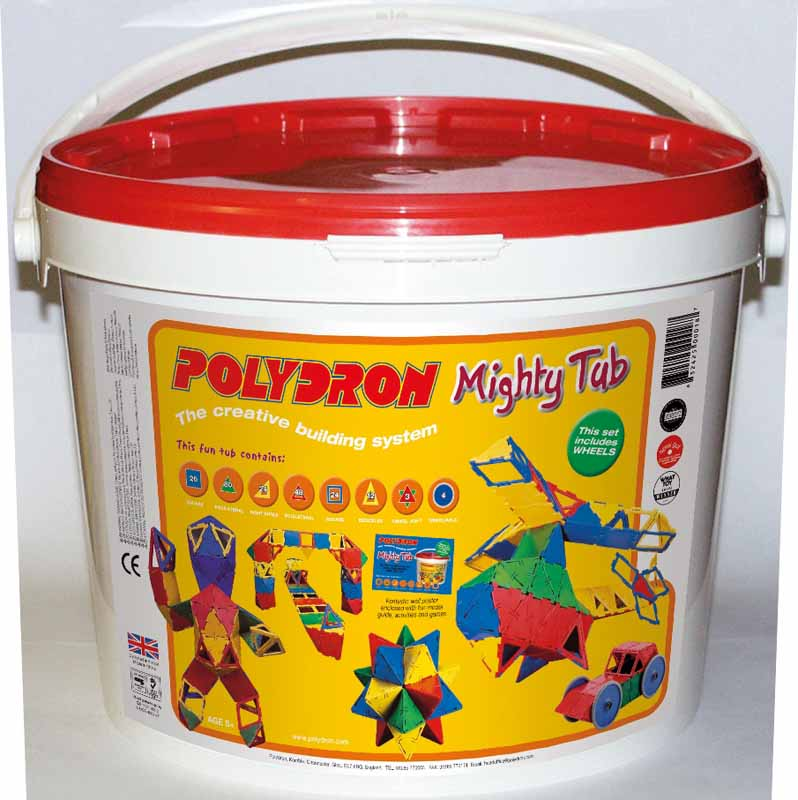 Polydron Mighty Tub