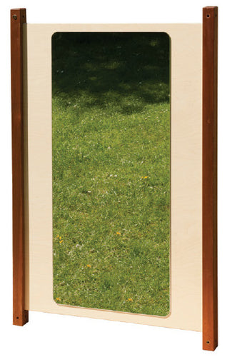 Outdoor Play Panel - Mirror