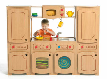 Modular Beech Kitchen 4