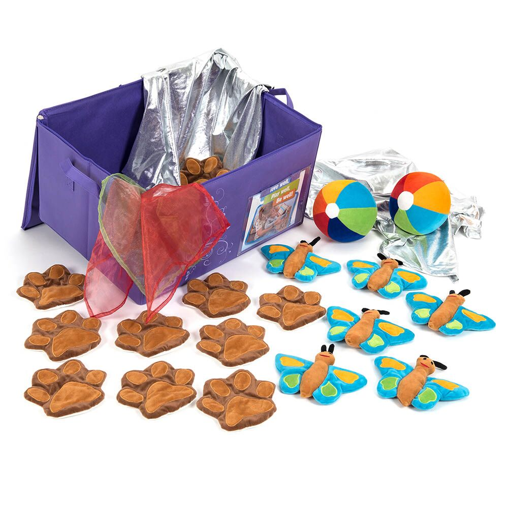 Physical Development Kit Boxes 4-5years
