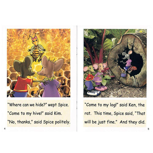 Dandilion Readers Split Digraph Books x 6 books