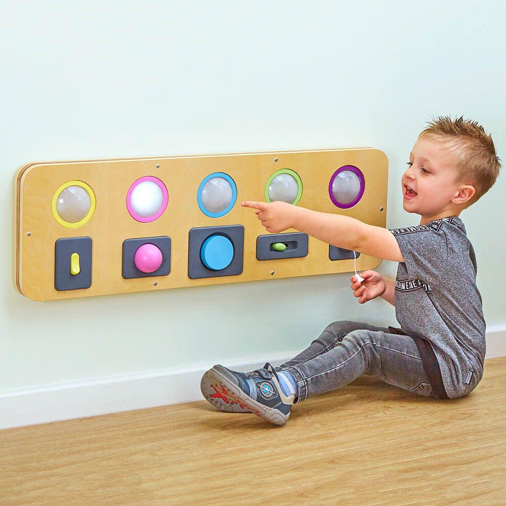 Switch & Press Fine Motor Board