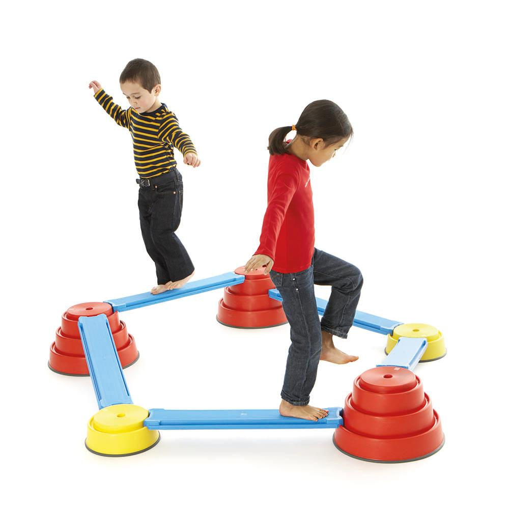 Build and Balance Beam Set