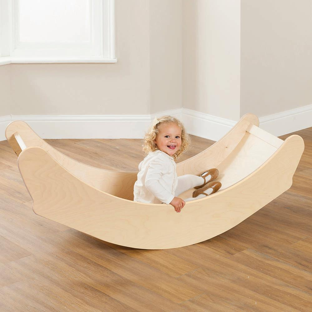 3 in 1 Wooden Rocker